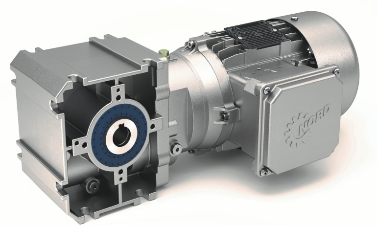 SK02040.1 with direct mounted NORD motor